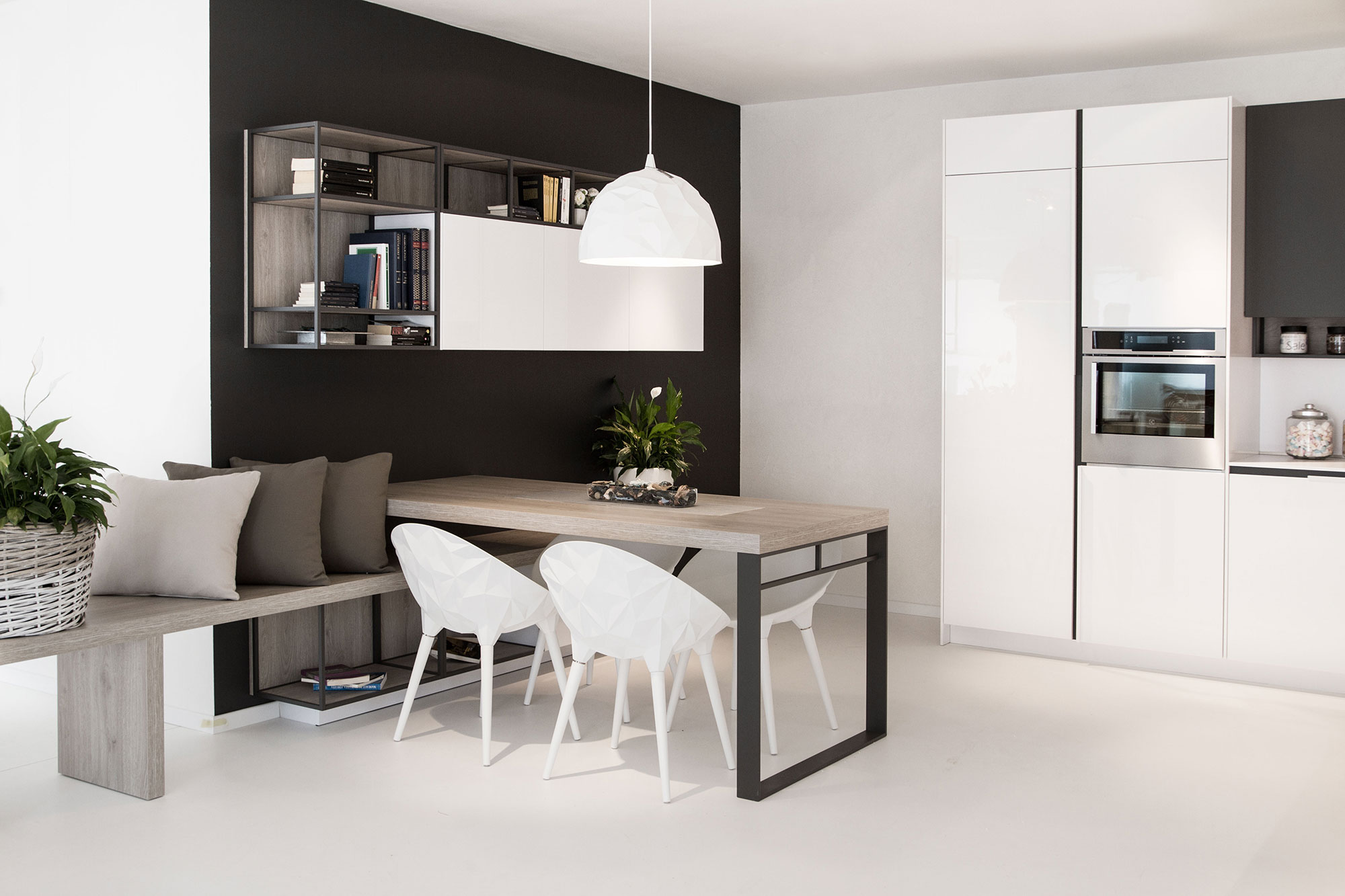 Corner Kitchen: 5 Inspiring Ideas - Snaidero